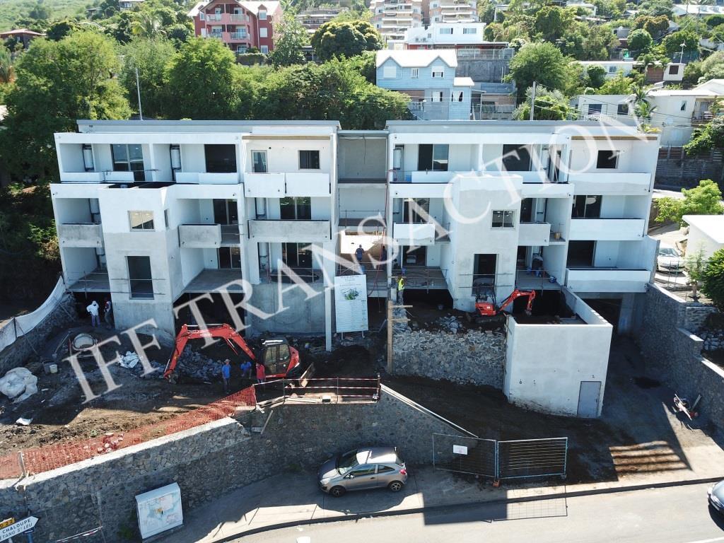 Programme Neuf Défiscalisation - Résidence Océanne à Saint-Leu