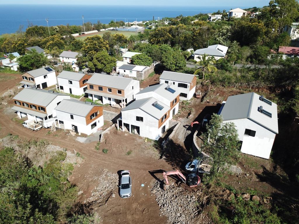 Programme Neuf Défiscalisation - Terrasses du Portail à Piton Saint-Leu