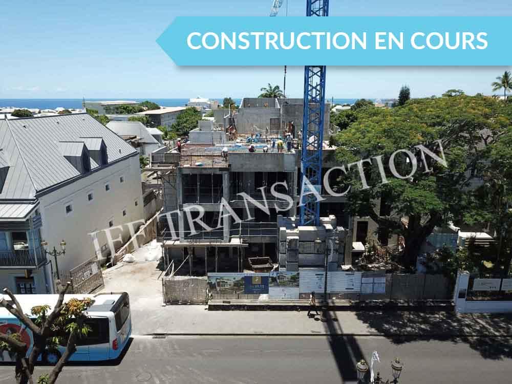 Programme Neuf Défiscalisation -Le 47 Rue de Paris à Saint-Denis