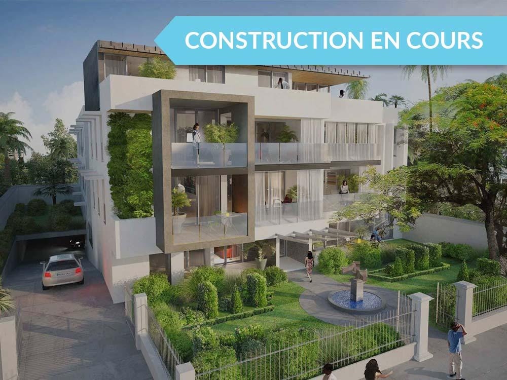 Programme Neuf Défiscalisation - Le 47 Rue de Paris – Saint Denis