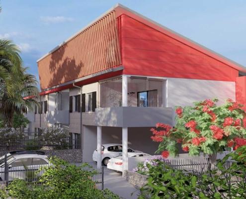Résidence Coromandel - La Saline Les Bains