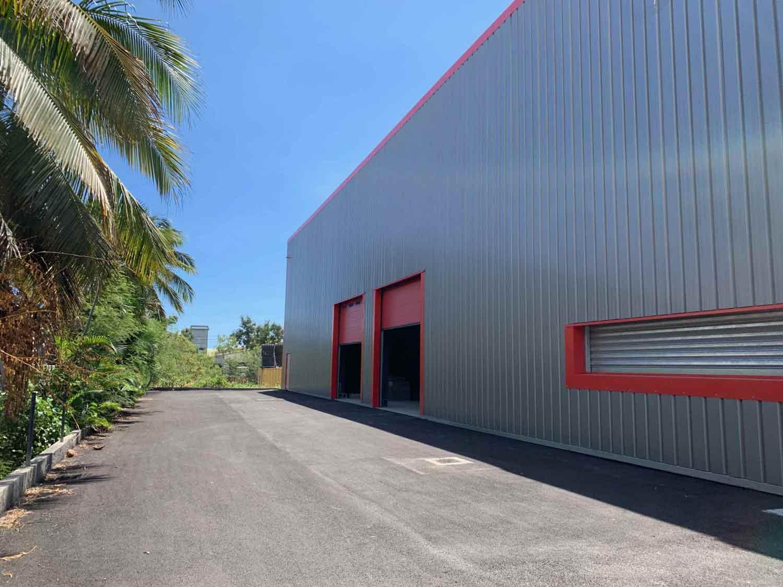 ZA Cambaie - Entrepôt neuf