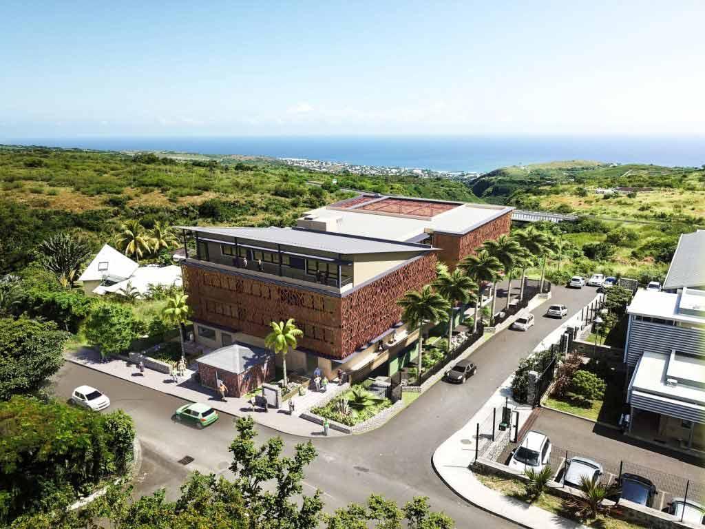 L'Éperon : Le Carat - immeuble neuf de bureaux et commerces