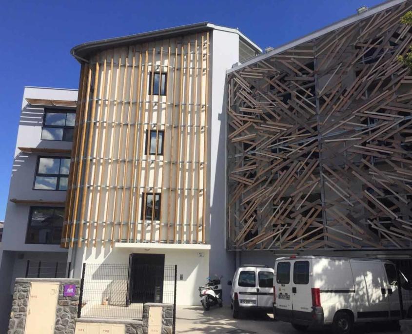 Bureaux 37 m² à louer - Roquefeuil