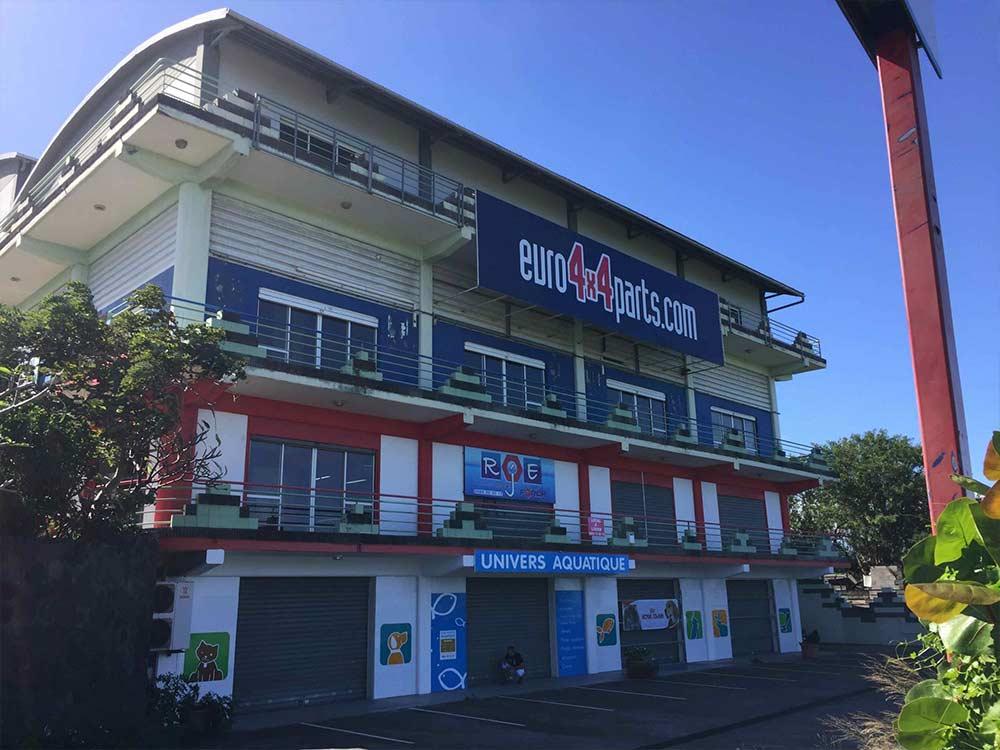 Saint-Pierre - Bureaux, locaux commerciaux et d'activité