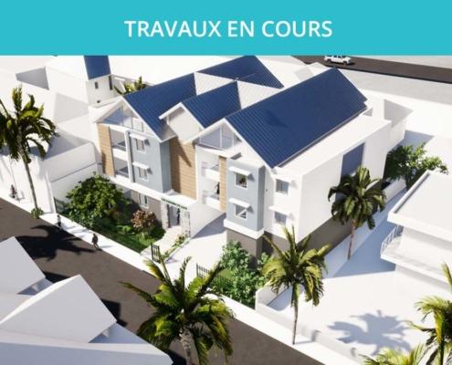 Résidence Jardin de Jade - Saint-Leu
