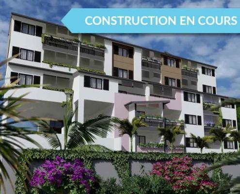 Programme Neuf Défiscalisation - Résidence Sakura Saint-Denis