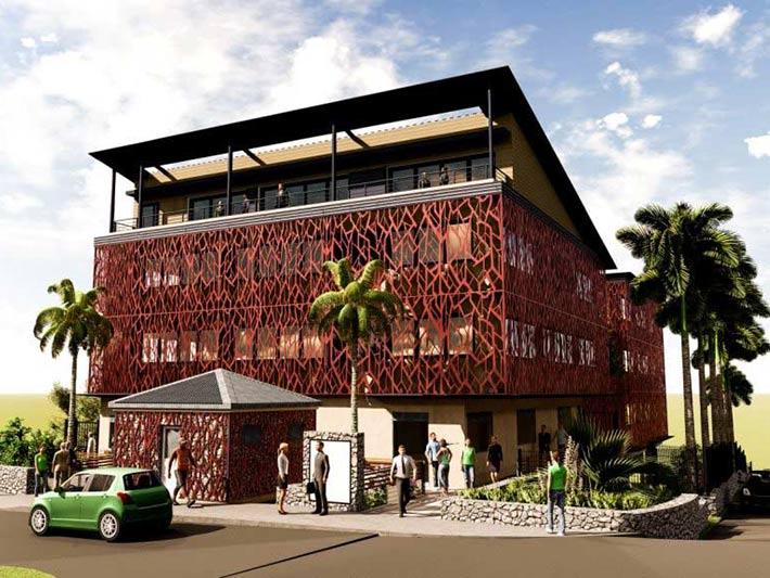 L'Éperon : Le Carat - Bureau à louer de 275 m²