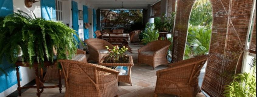 La varangue, un espace convivial, chaleureux et traditionnel