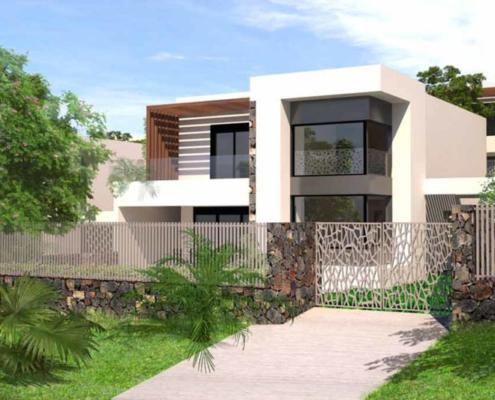 Les Villas KOMELA - La Possession