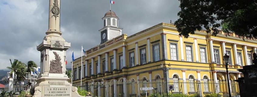 Hotel de ville de Saint-Denis
