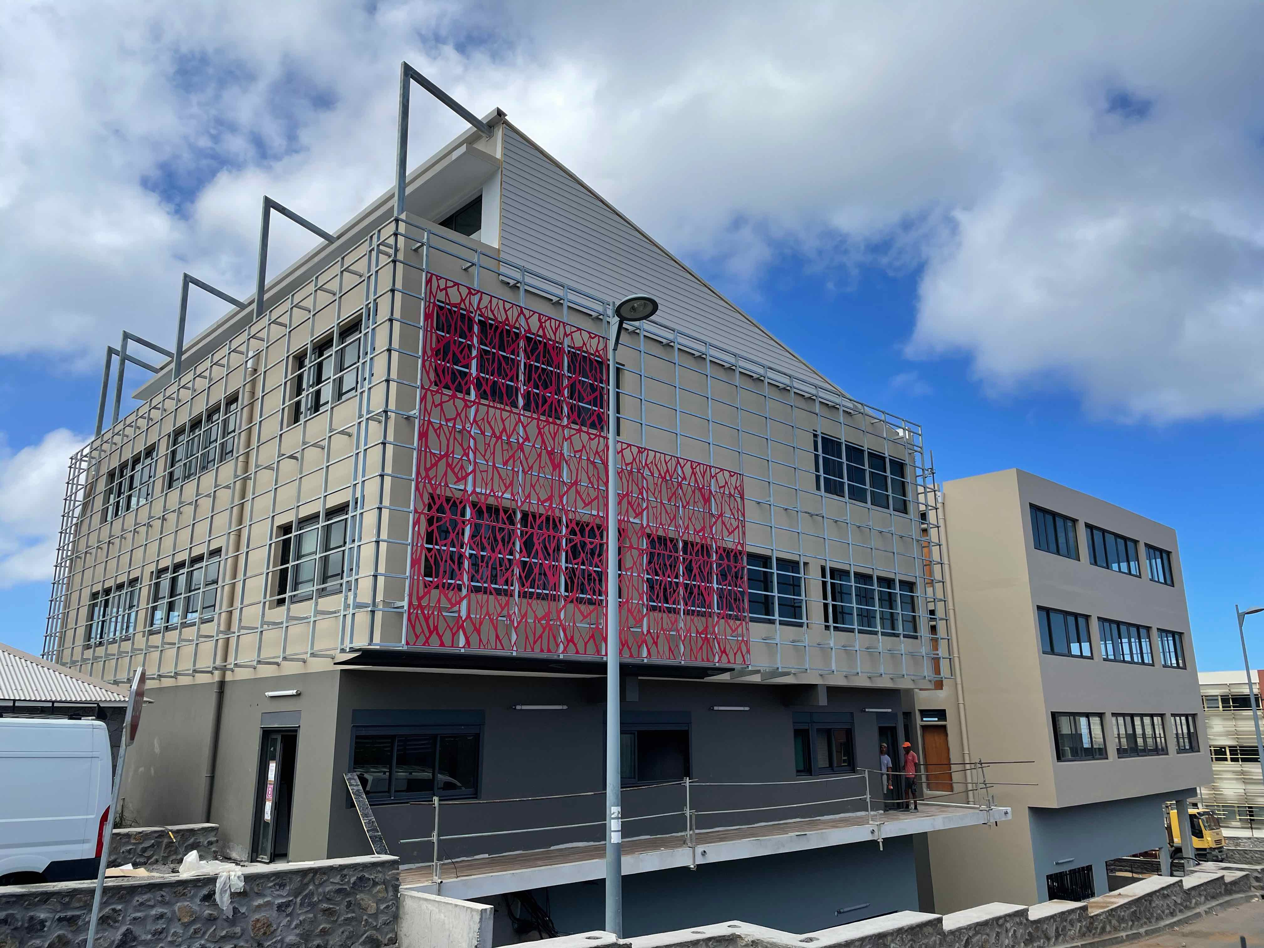 Bureaux à louer 133 m² -Immeuble Le Carat -L'Éperon