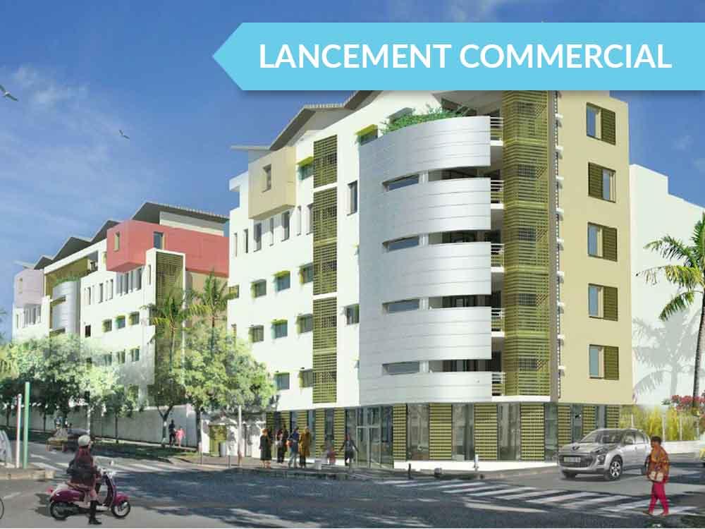 Résidence JARDIN DES LYS - Saint Denis
