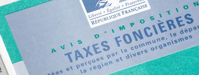 Zoom sur la fameuse taxe foncière, qui se calcule notamment à partir de la valeur locative cadastrale du bien.