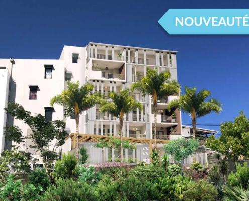 Programme Neuf Défiscalisation - Les Terrasses de l'Océan – Saint-Denis