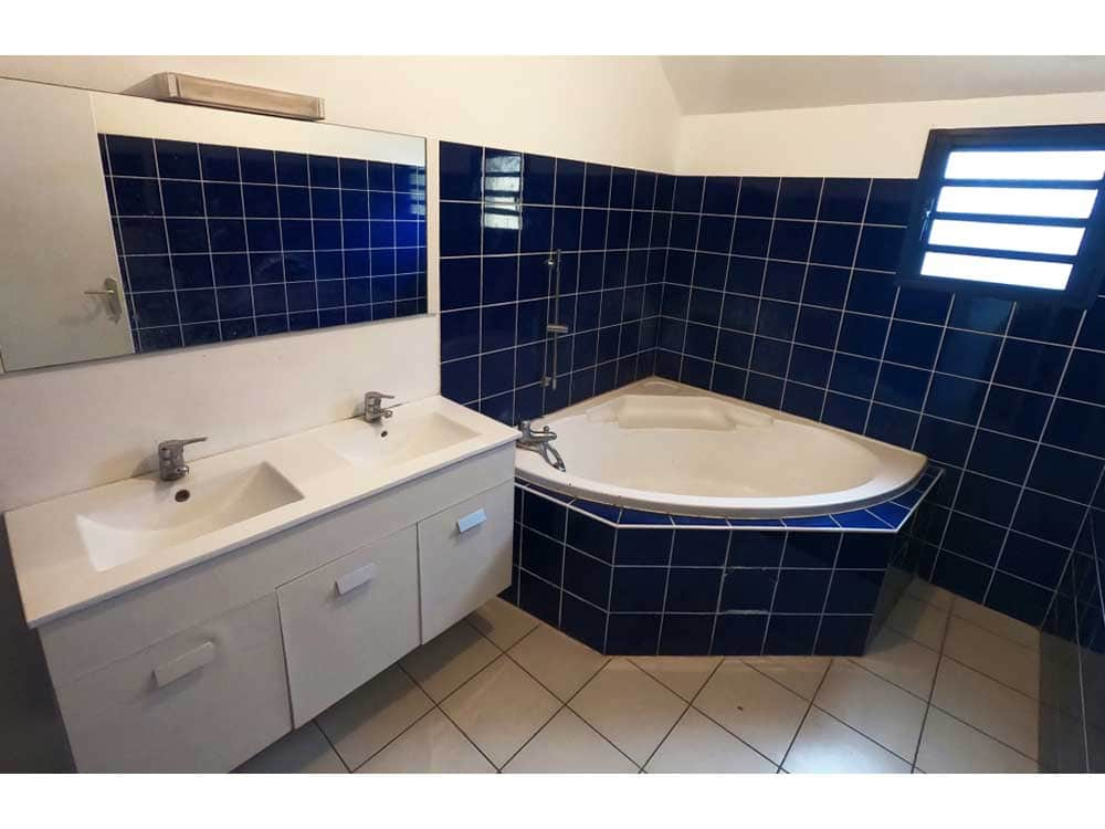 Villa F4 à vendre – Rivière Saint-Louis