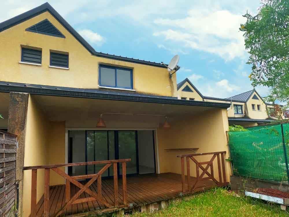 Villa F4 à vendre à Rivière Saint-Louis
