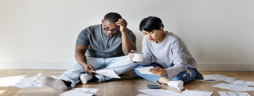 Le taux d'endettement dans le cadre d'un crédit immobilier