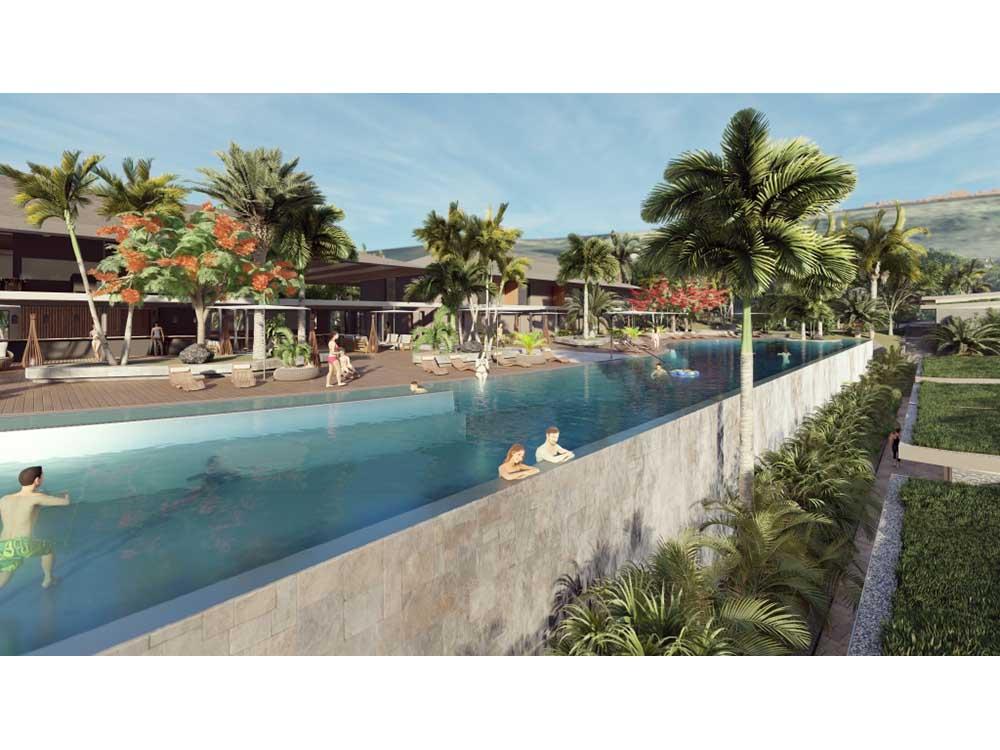 Programme Neuf -Hôtel & Spa 5* Intensea à La Saline les Bains