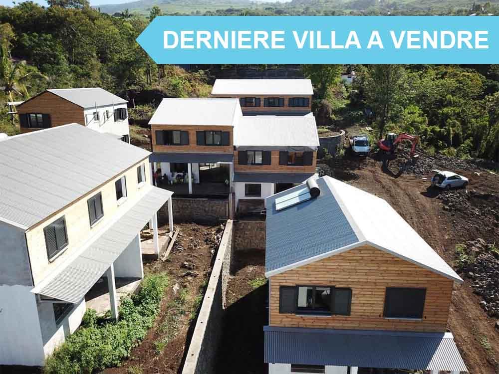 Programme Neuf Défiscalisation - Terrasses du Portail - Piton Saint-Leu