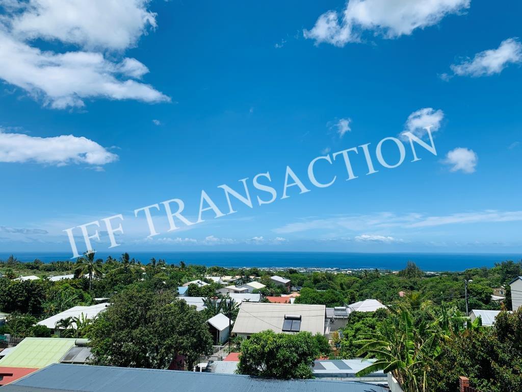 Ensemble immobilier - Villa F14 à vendre à Saint-Pierre