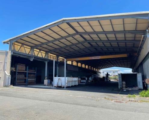 Terrain - Entrepôt à vendre - Saint-Pierre