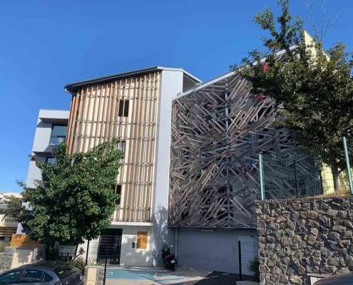 967017 - Bureaux 90 m² - Saint Gilles les Bains