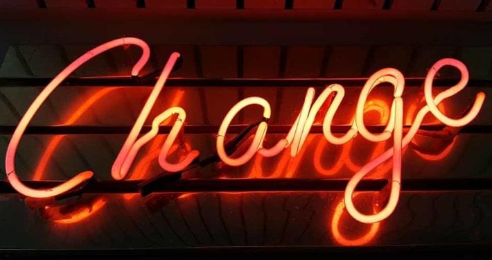 Changement de vie